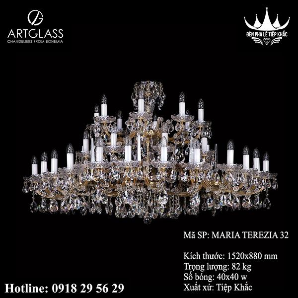 Đèn đại sảnh MARIA TEREZIA 32