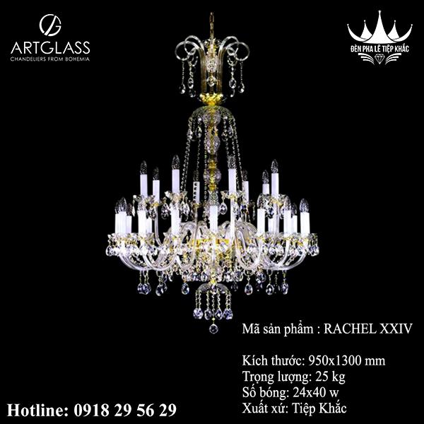 Đèn đại sảnh RACHEL XXIV